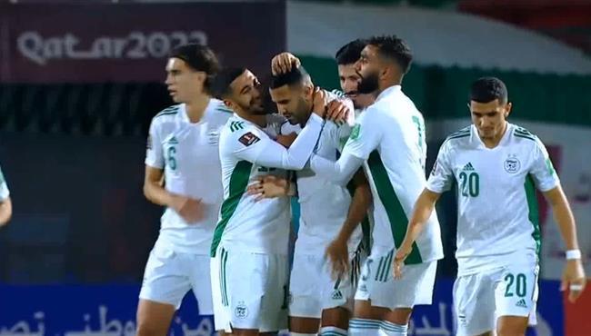 موعد مباراة للجزائر والنيجر في تصفيات كاس العالم