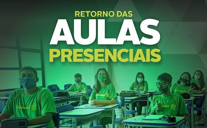 EDUCAÇÃO NA PANDEMIA: Rede estadual anuncia retomada de aulas presenciais a partir da segunda(18)