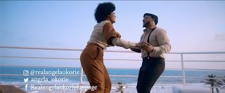 MUSIC+VIDEO: Angela Okorie Ft. B Rred - Give Me Love | @angela_okorie