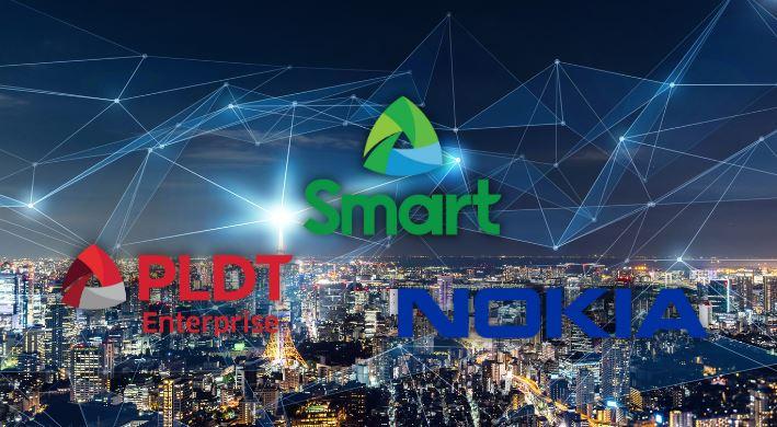 PLDT Enterprise, Smart, Nokia to spark IoT revolution