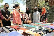 365 UMKM di Borobudur Dilatih untuk Menggenggam Dunia