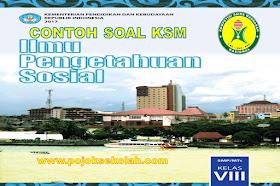 Soal KSM Mapel IPS Jenjang MTs Tingkat Kabupaten/Kota