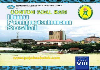 Soal KSM Mapel IPS Jenjang MTs