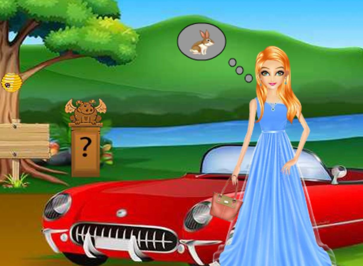 Play Games2Mad Camp Girl Escap…