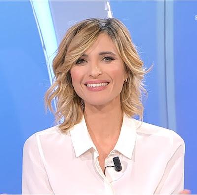 Monica Giandotti Unomattina 13 ottobre 2021