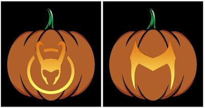 pumpkin face ideas