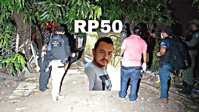 Jovem é executado com 19 tiros em campo de futebol na Vila Concórdia