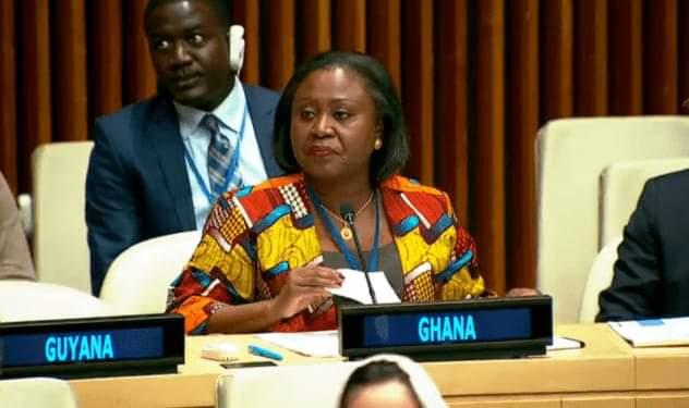الغانية مارثا أما أكيا بوبي ستقدم إحاطة حول الوضع في الصحراء الغربية في جلسة مجلس الأمن اليوم.