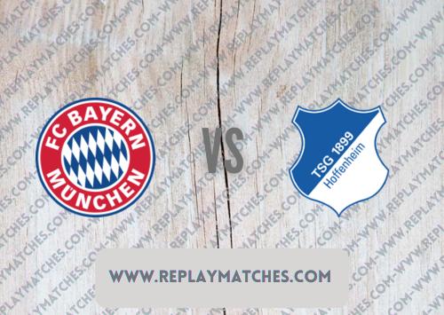 Bayern Munich vs Hoffenheim Full Match & Highlights 23 October 2021