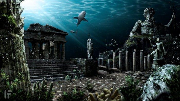 Atlantis negeri yang hilang