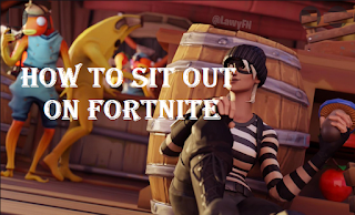 How to sit on Fortnite, read here