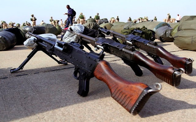Puluhan Tewas Saat Gerilyawan Menyerang Konvoi Sipil yang Dikawal Polisi Militer di Burkina Faso