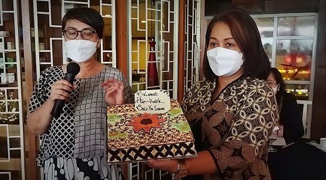 Cake Batik di Tengah Minimnya Ikon Wisata Kota Solo
