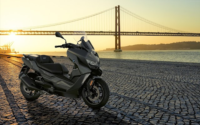 BMW C400 GT scooter launched in India