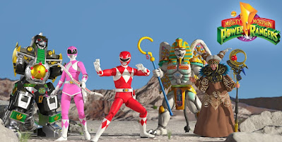 Mighty Morphin Power Rangers Ultimates! Action Figures Wave 2 by Super7
