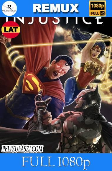 Injustice: Dioses entre Nosotros (2021) Full HD REMUX 1080p Dual-Latino VIP