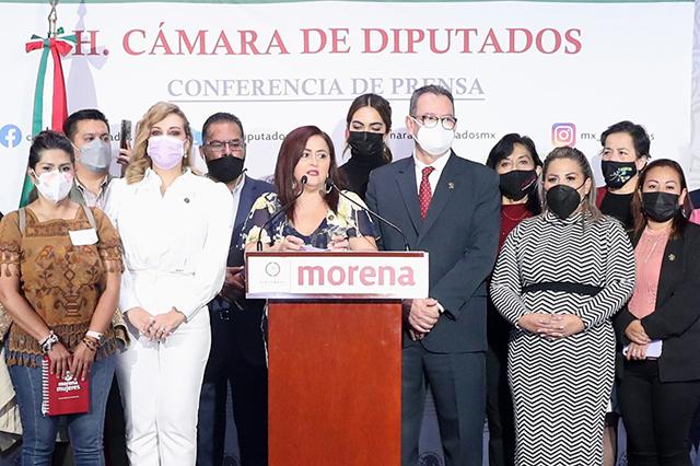 Presentan iniciativa para fortalecer a sindicatos minoritarios