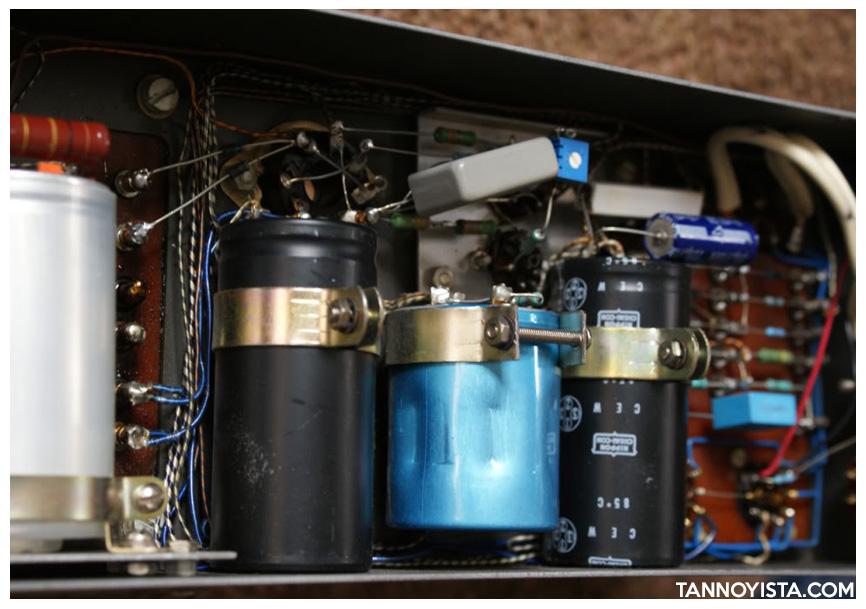 Inside the Croft QUAD II Monoblock Amplifiers
