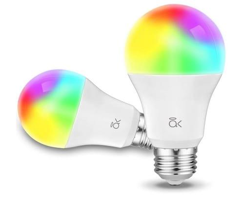 AL Abovelights A19 E26 9W WiFi LED Smart Bulb
