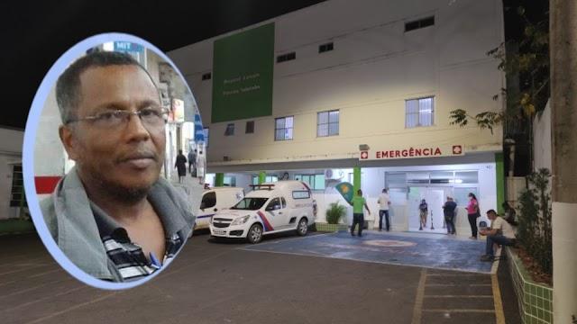 Jacobina: Após cirurgia, professor Paulo Mascarenhas será transferido para Salvador
