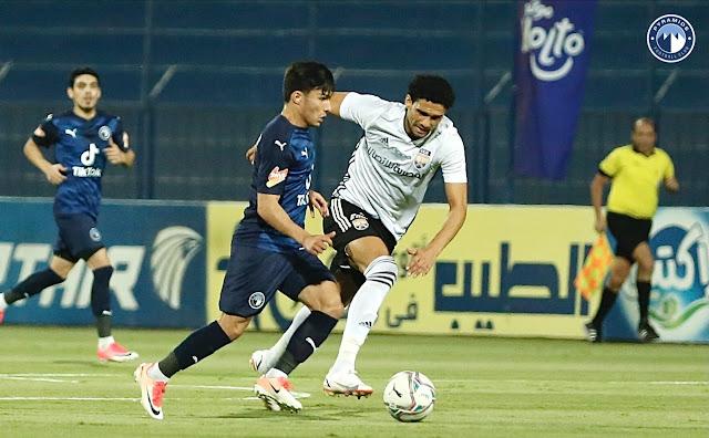 اهداف مباراة بيراميدز والجونة (2-1) الدوري المصري