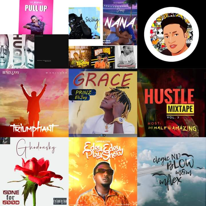 [Music Chart] #Arewapublisize Top 15 Songs for September 2021 - Hosted by Hypeman Vizzy
