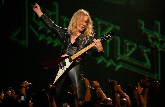 """KK Downing """"Es increíble que no me hayan dejado volver a Judas Priest"""""""