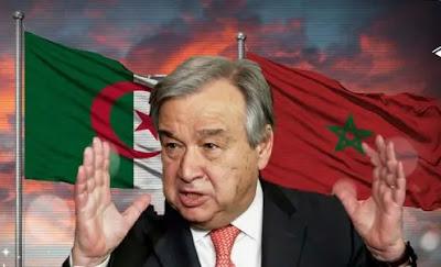 عاجل و خطير ، الامين العام للامم المتحدة يصدم الجيش الجزائري بهدا التصريح.