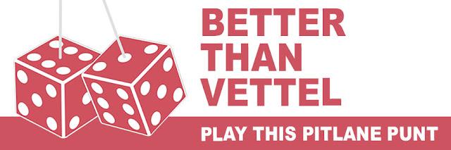 Better than Vettel: play this Pitlane Punt