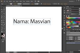 Cara Mengatur Tabulasi / Tab Stop Adobe Illustrator