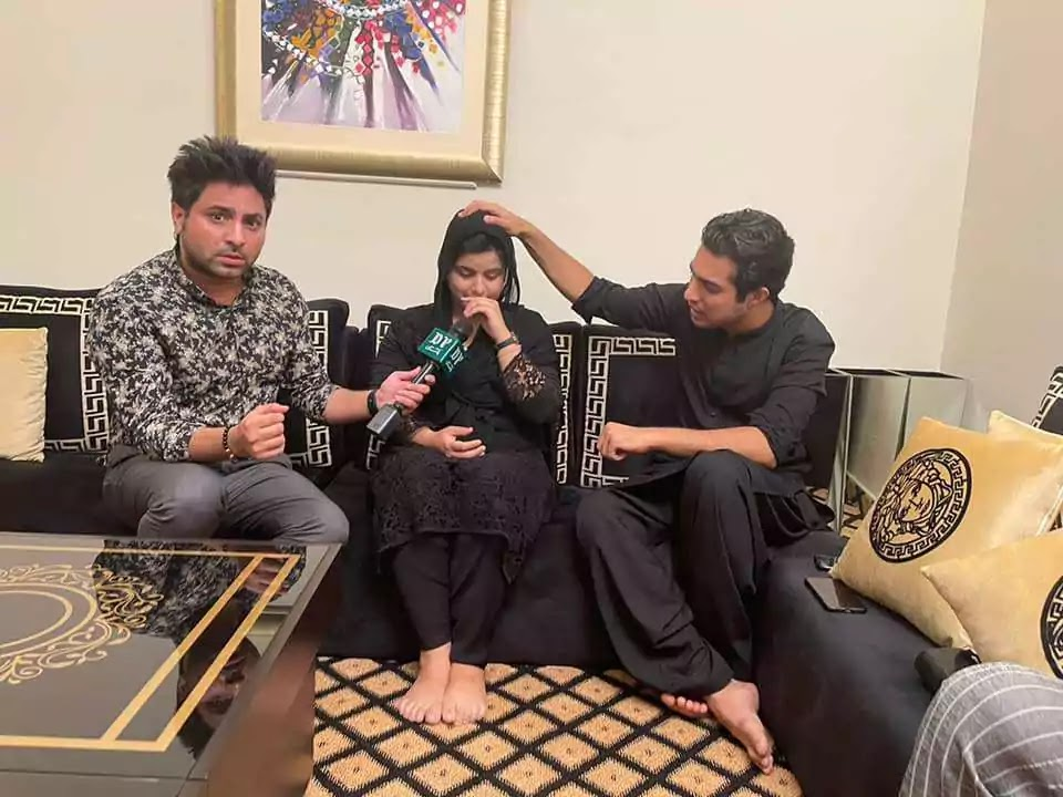 Explainer: Who is Ayesha Baig, Minar-e-Pakistan incident?