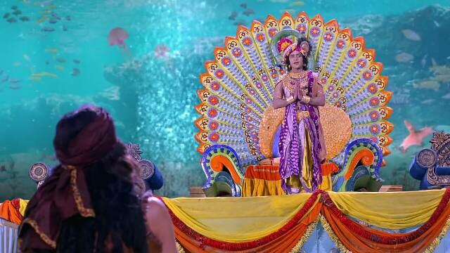 Radha Krishn: Star Bharat Radha Krishn - Session 4 Episode E251 6th October 2021