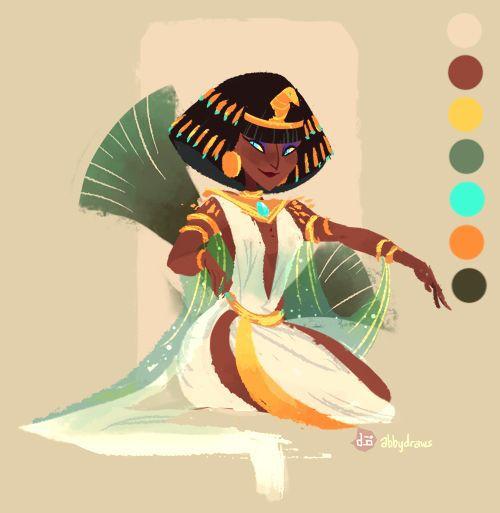 Arquétipo da Cleópatra - Magnetismo Pessoal