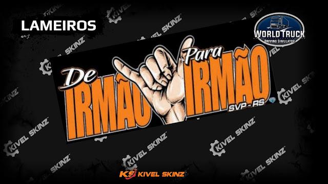 LAMEIROS - DE IRMÃO PARA IRMÃO