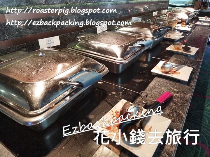 九龍維景酒店 Metropark Hotel Kowloon自助餐