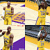 NBA 2K22  Real Ray-Tracing Lighting by Psamyou'll X Srt-Lebron Court Graphic Mod by Kris莫离