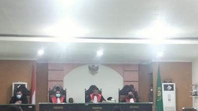 Wakil Walikota Bima Dituntut 1 Tahun Hukuman Percobaan, Denda Rp 1 Milyar