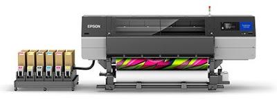 Imprimante Epson SureColor F10070 Télécharger Pilote