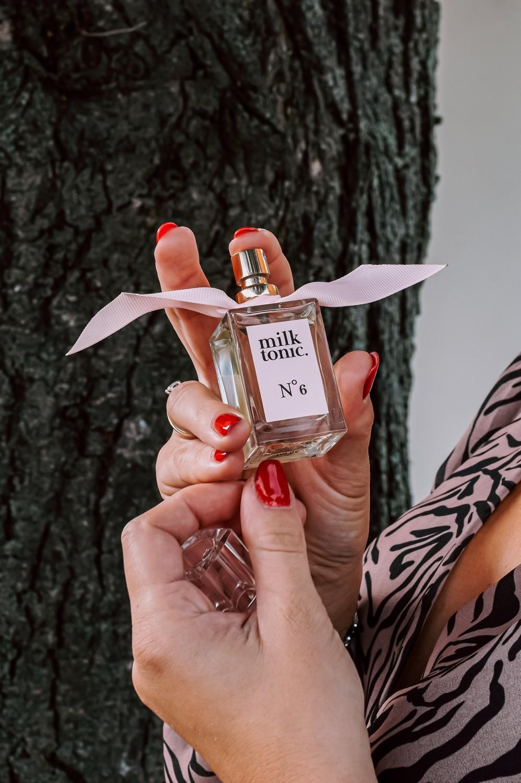 Musujące prosecco, czyli autorski zapach Nº6 – Milk & Tonic