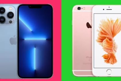 I've used iOS 15 on an iPhone 6S - here's how it compares to iPhone 13 Pro