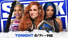 Ver Repetición y Resultados de Wwe SmackDown 8 de Octubre 2021 En Español