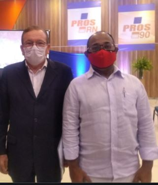 Partido sob comando de macauense pré-candidato a deputado  fará lives em evento com filiações