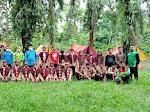 Gudep MTs dan SMK ZAMIGA Gelar Perkemahan Pelantikan TKU