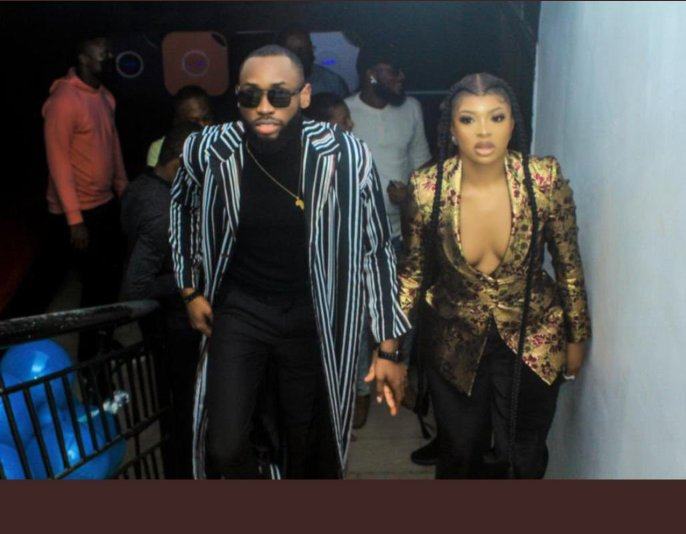 BBNaija: Liquorose and Emmanuel look good together, check out their recent pictures