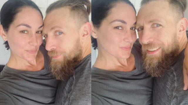 هل وافقت بري بيلا على انضمام زوجها دانيال براين إلى AEW؟