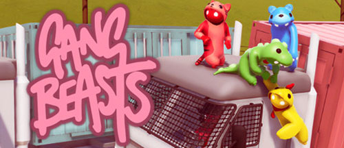 New Games: GANG BEASTS (PC, PS4, Xbox One/Series X, Nintendo Switch)