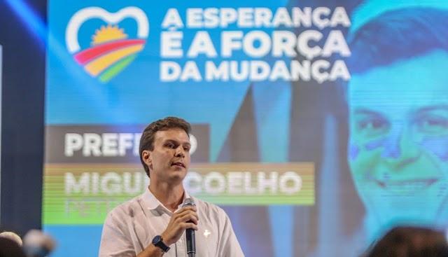 Miguel Coelho visita Belo Jardim, São Bento do Una e mais 09 municípios nesse fim de semana