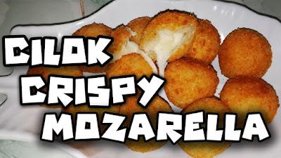 Cilok Crispy Mozarella Istimewa Lumer Kejunya Bikin Nagih