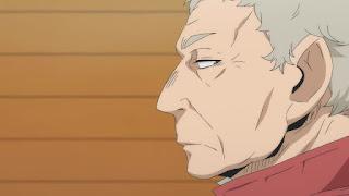 ハイキュー!! アニメ 2期4話 猫又監督   HAIKYU!! Season2 Episode 4
