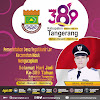 """Ucapan Hari Jadi Kabupaten Tangerang Ke-389 """"MH. KIPANG  Kades Tegal Kunir Lor """""""